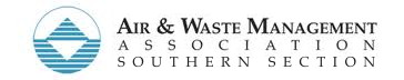 Southern Section Air & Waste Management Association